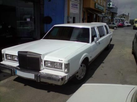 Ford Lincoln Limousine