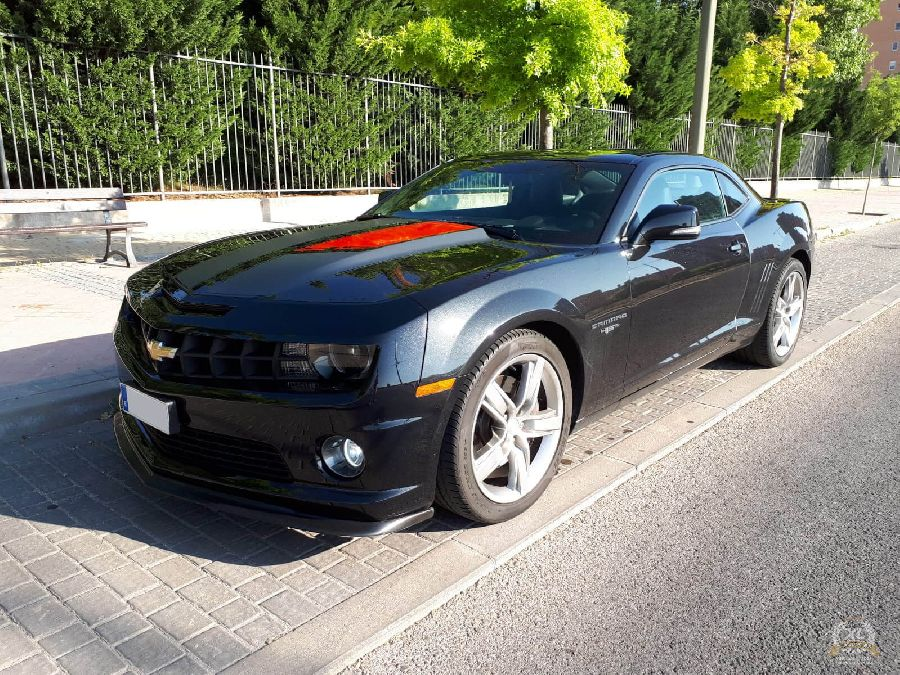 Chevrolet-Camaro-SS-45-Th-2012