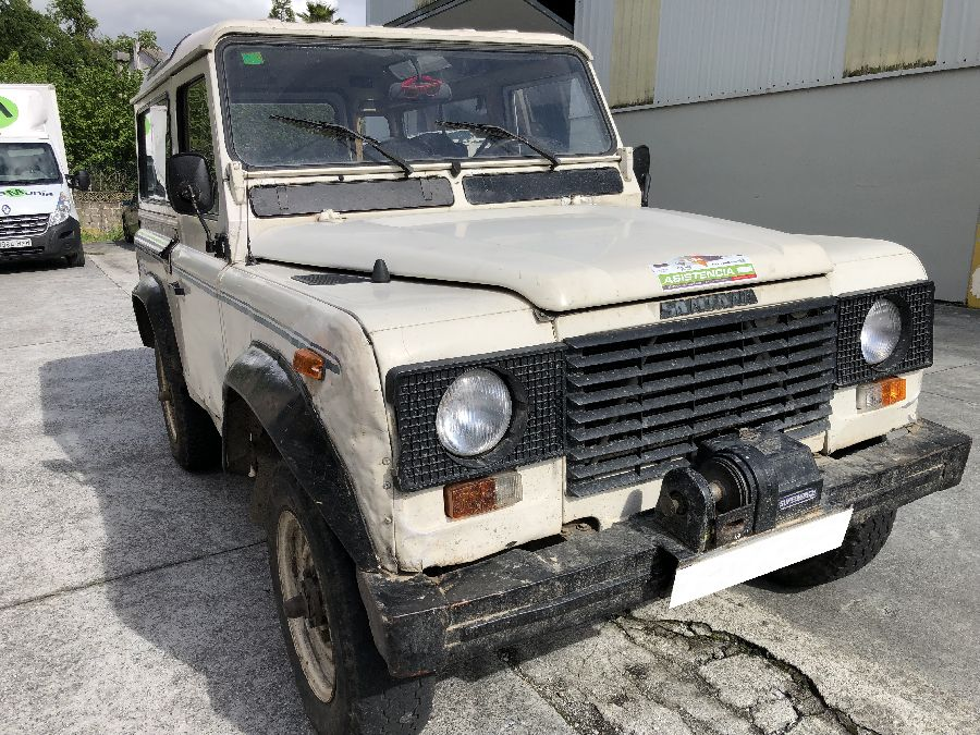 Land-Rover-Santana-2500-DC-Super-1988