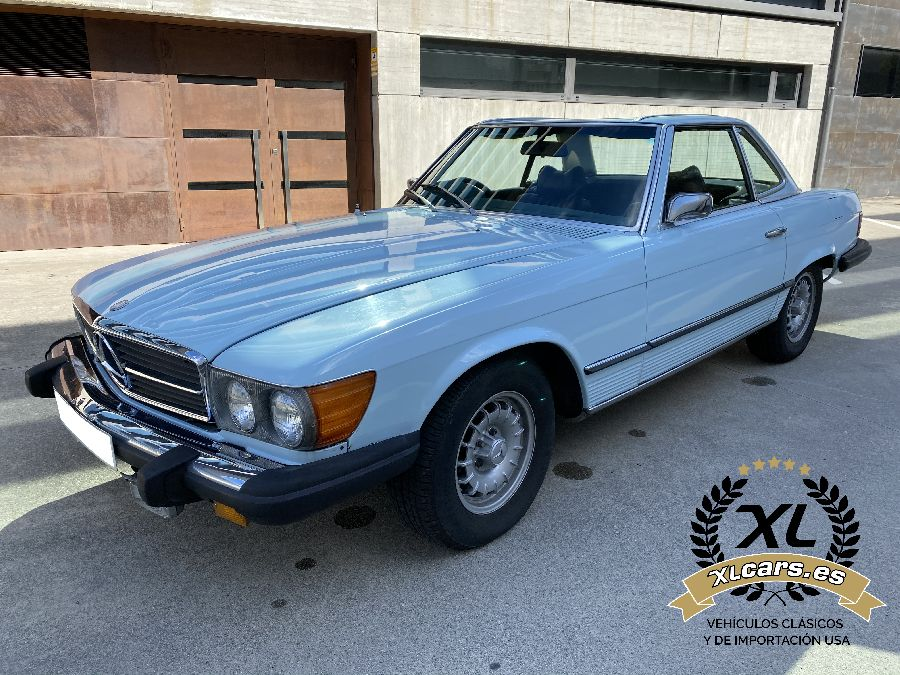 Mercedes-Benz-450-SL-1974